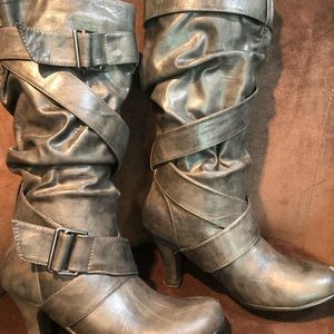 130f377e4f2 Rialto Heeled Boots for Women | Poshmark